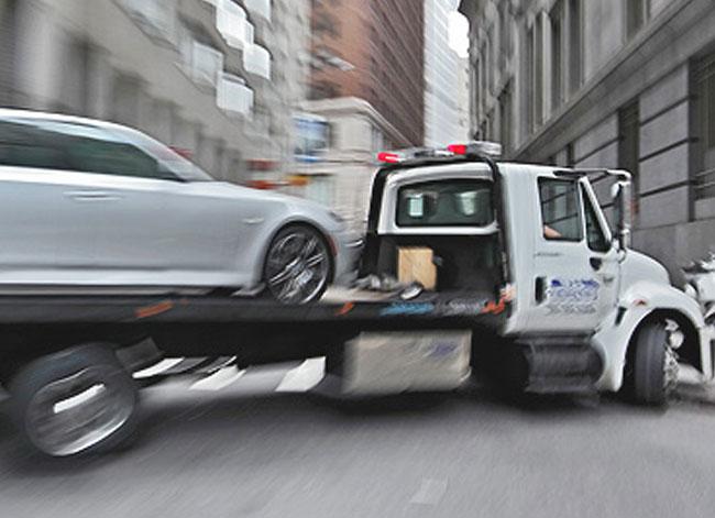 flatbed transport